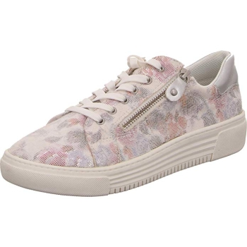 Gosch Relife Damen Sneaker off white Flower