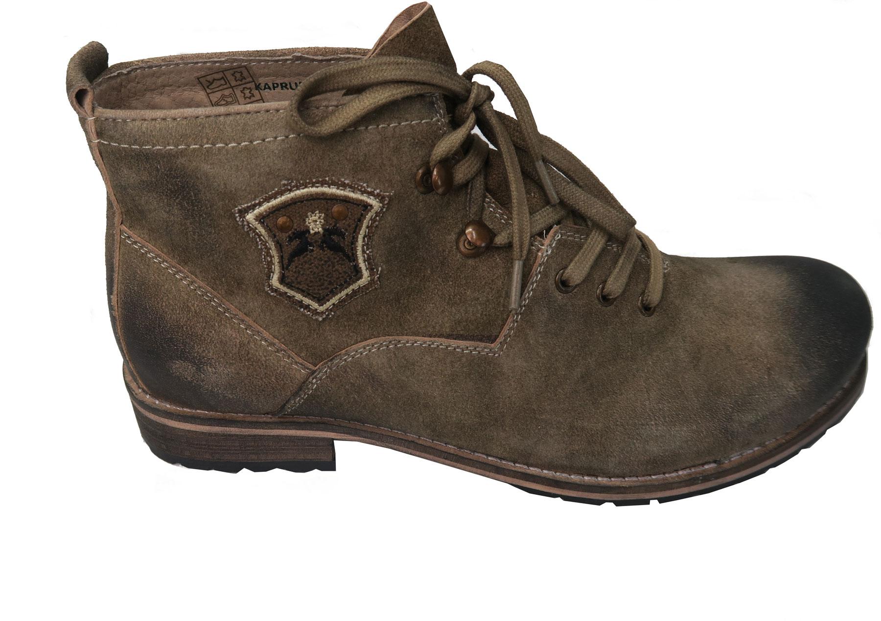 Maddox Trachtenstiefel Boots Kaprun sand urig