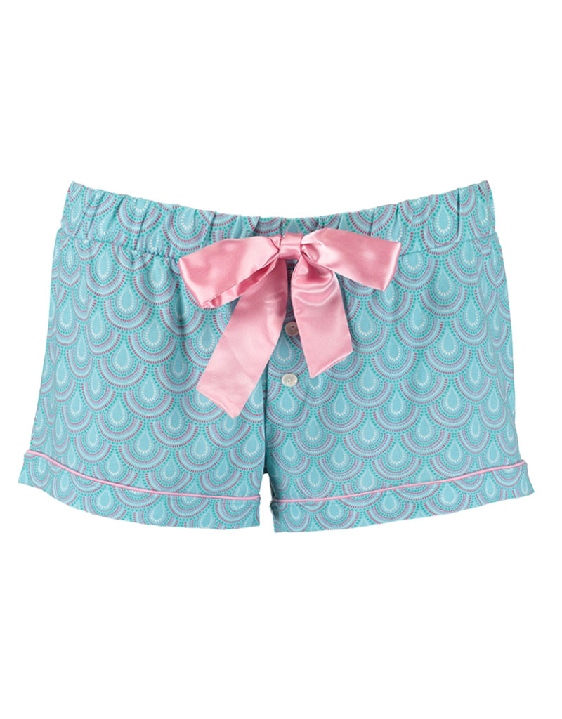 finest selection 10ad3 82054 Charlie Choe Damen Pyjama Schlafanzug mit Shorts